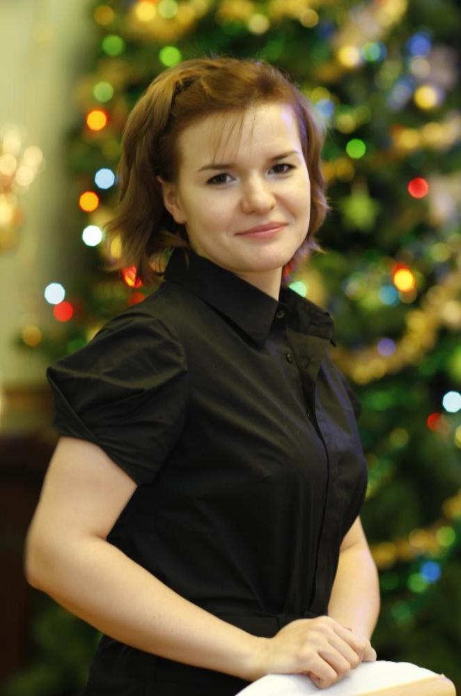 Irene Moscow Russia