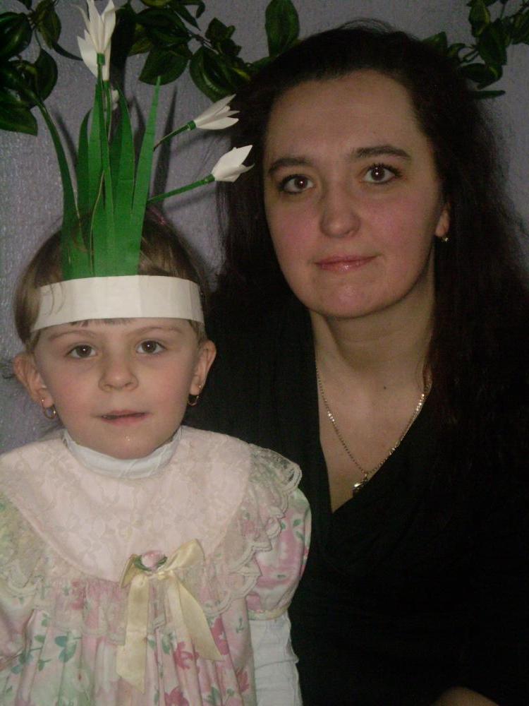 Olga Ternopil Ukraine