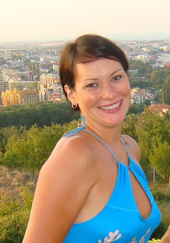 Maria St. Petersburg Russia