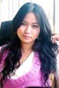 creative, tender and chic Ucrainian woman living in Tashkent