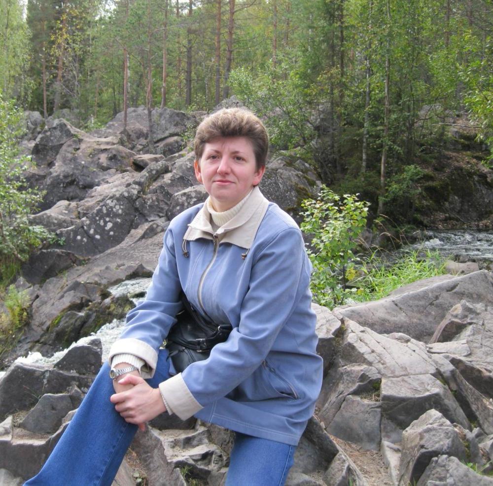 Olga Petrozavodsk Russia