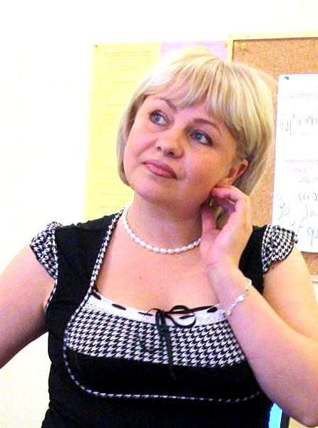 Olga St. Petersburg Russia